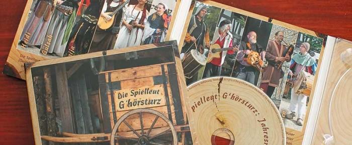 """Pressemitteilung: CD """"Jahresringe"""" veröffentlicht"""